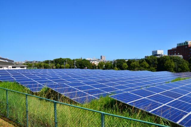 いま注目を集めている太陽光発電とは