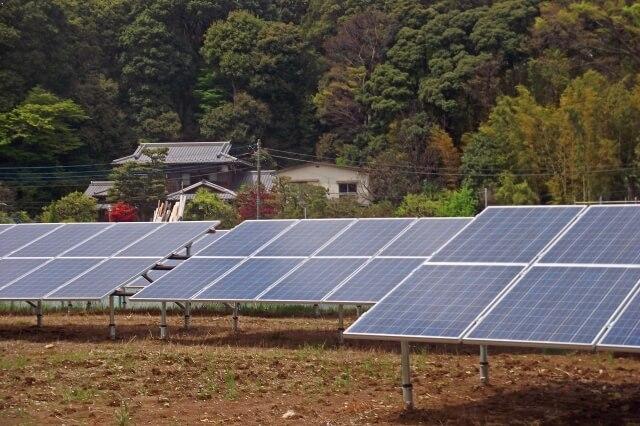 太陽光発電の融資先について