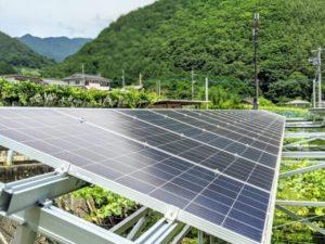 台風で太陽光パネル が被害を受ける可能性は?万が一に備えてやっておきたい対策