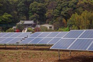 土地貸しで太陽光発電をやる