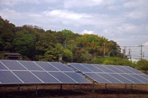 太陽光発電の発電効率