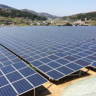 太陽光物件仲介実績_未稼働物件_茨城桜川市_高圧1MW