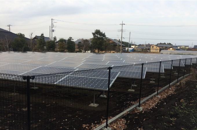 稼働済み太陽光発電所・当社提示価格での売却事例2