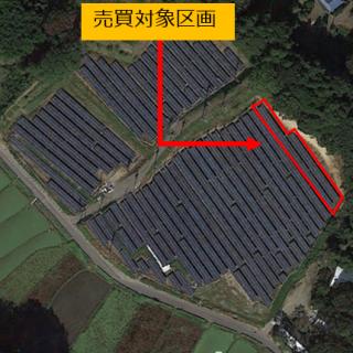 太陽光物件仲介実績_茨城県かすみがうら市_50kw