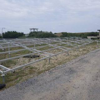 太陽光物件仲介実績_茨城県鹿嶋市発電所_54.32kw