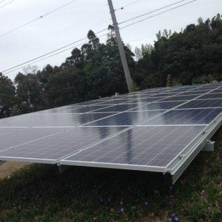 太陽光物件仲介実績_千葉県大網白里市発電所_28.08kw