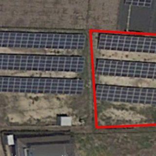 太陽光物件仲介実績_広島県福山市発電所_33.66kw