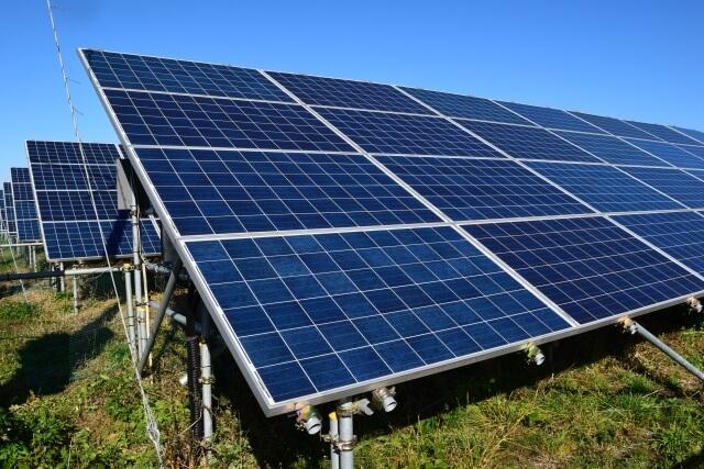 太陽光発電の売却